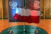 Festiwal piosenki patriotycznej przygotowany przez uczniów klas IV – VIII w ramach obchodów Narodowego Święta Niepodległości