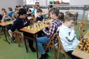 Gminny turniej szachowy dla uczniów szkół podstawowych