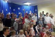 Wizyta w Domu Dziecka w Krasnymstawie