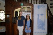 Sukces uczennic naszej szkoły w XIV edycji Konkursu Recytatorskiego w Stawisku