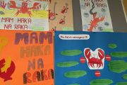 Uczniowie klasy IV Szkoły Podstawowej w Nadarzynie włączyli się w profilaktykę onkologiczną