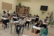 Gminne zmagania matematyczne w roku szkolnym 2013/1014 już za nami….