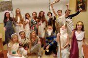 UCZTA BOGÓW- konkurs wiedzy mitologicznej