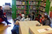 Wizyta w Bibliotece Publicznej Gminy Nadarzyn