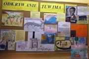 Konkurs literacko–plastyczny  pt. Odkrywanie Tuwima