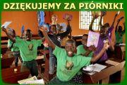 Pomagamy tym, którzy potrzebują naszej pomocy… tym razem dzieciom z dalekiej Afryki