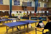 Relacja z turnieju tenisa stołowego