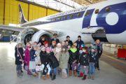 Wycieczka na warszawskie lotnisko Okęcie