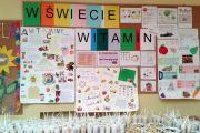 Sałatki owocowe w ramach programu zdrowotnego realizowanego w naszej szkole!