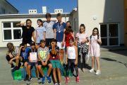 Mistrzostwa Gminy w Biegach Przełajowych w Kostowcu